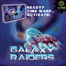 Load image into Gallery viewer, Buy Luma World Galaxy Raiders Strategy Board Game - Cover - GiftWaley.com