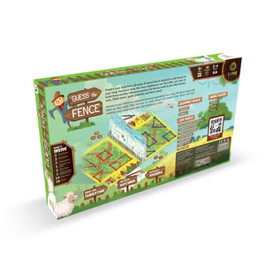 Buy Luma World Guess the Fence Creative Board Game - Box - GiftWaley.com