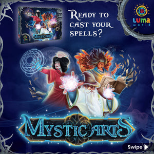 Buy Luma World Mystic Arts Magical Card Game - Cover - GiftWaley.com