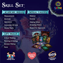 Load image into Gallery viewer, Buy Luma World Mystic Arts Magical Card Game - Skills - GiftWaley.com