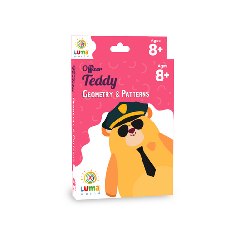 Buy Luma World Officer Teddy Flashcards - GiftWaley.com
