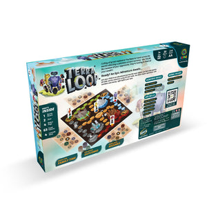 Buy Luma World Terra Loop Adventure Board Game - Box - GiftWaley.com