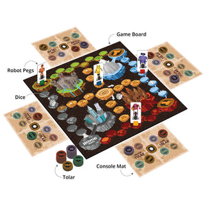 Buy Luma World Terra Loop Adventure Board Game - Features - GiftWaley.com