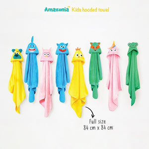 Buy Rabitat Designed Kids Towel - Bear - GiftWaley.com