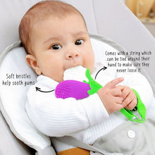 Load image into Gallery viewer, Buy Rabitat Silicone Veggie Teether - GiftWaley.com