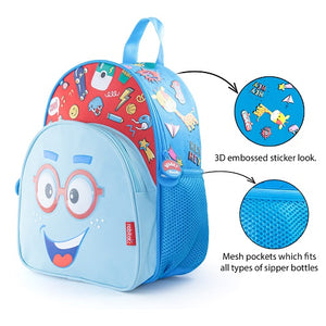 Buy Rabitat Smash School Bag - Sparky - GiftWaley.com
