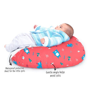 Buy Rabitat Snooze Baby Lounger - Arctic Woodland - GiftWaley.com
