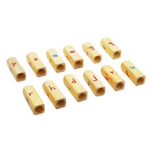 Load image into Gallery viewer, Buy Skola Alphabet Finger Puppets Wooden Toys - GiftWaley.com