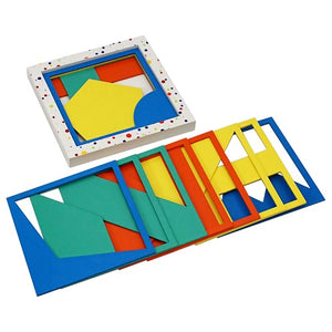 Buy Skola House Of Patterns Wooden Toys - GiftWaley.com