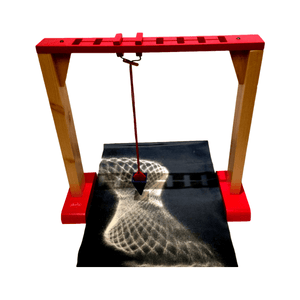 Buy Skola Sand Pendulum Wooden Toy- GiftWaley.com