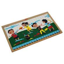 Load image into Gallery viewer, Buy Skola Sequencing Puzzle Holi Wooden Toys - GiftWaley.com