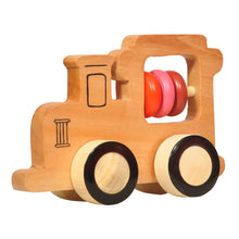 Load image into Gallery viewer, Buy Thasvi Wooden Train push Toy - GiftWaley.com