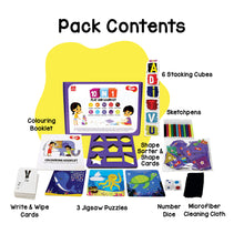 Load image into Gallery viewer, Toiing 10-in-1 Play and Learn Kit - 10 Educational Games & Activities