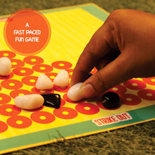Load image into Gallery viewer, Toiing 2-in-1 Traditional Indian Fun Strategy Board Game -Pebbletoi