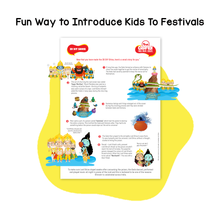 Load image into Gallery viewer, Toiing 3D DIY Paper Craft Kit - Craftoi Shiva, Teach Kids About Festivals