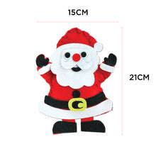 Load image into Gallery viewer, Toiing DIY Felt Stitching Kit -Stitchtoi Santa Claus