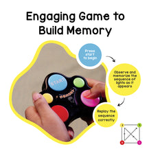 Load image into Gallery viewer, Toiing Electronic Memory Memorytoi Game