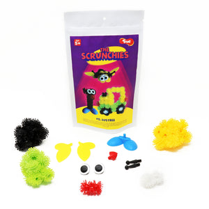 Toiing Innovative Construction & Building Set - Scrunchies Ms Busybee