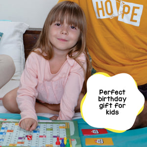 Buy Toiing Snakes and Ladders with A Twist To Teach Habits - Snakes and Manners - GiftWaley.com