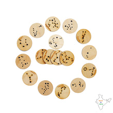 Load image into Gallery viewer, Buy Toyroom Little Star Gazers' Wooden Constellation Coins (17 Pieces) - Feature -  GiftWaley.com
