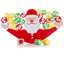 Load image into Gallery viewer, Buy Toyroom Wobbly Wooden Balancing Santa Game - GiftWaley.com
