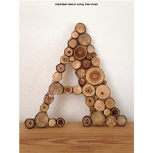 Load image into Gallery viewer, Buy Toyroom Wooden Tree slices (50 pieces) - GiftWaley.com