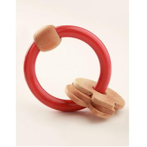 Buy Ariro Circular Rattle With Mushrooms - GiftWaley.com