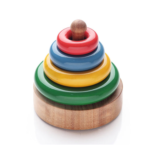 Buy Ariro Colored Simple Stacker Toy - GiftWaley.com
