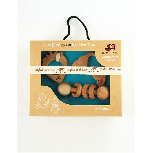 Buy Ariro New Born Gift Set - 2 - GiftWaley.com