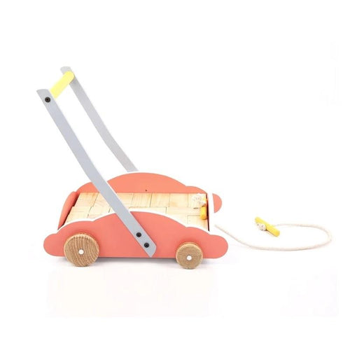 Buy Ariro Push and Pull Wagon Toy - GiftWaley.com