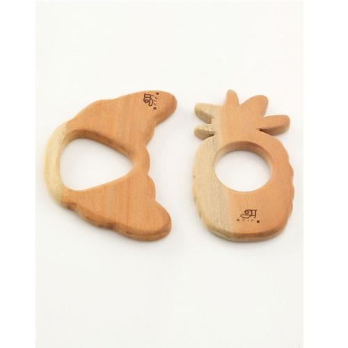 Buy Ariro Teethers Pineapple And Croissant - GiftWaley.com