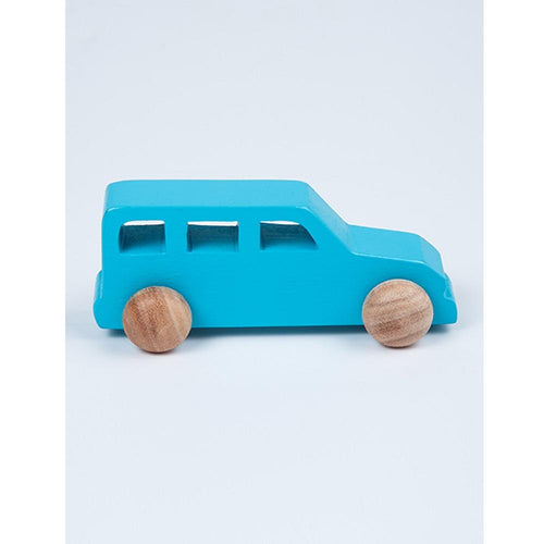 Buy Ariro Wooden Jeep Push Toy - GiftWaley.com