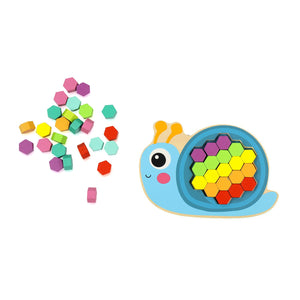 Buy Bloomy Brain Colourful Mosaic Pattern Puzzle Game - GiftWaley.com