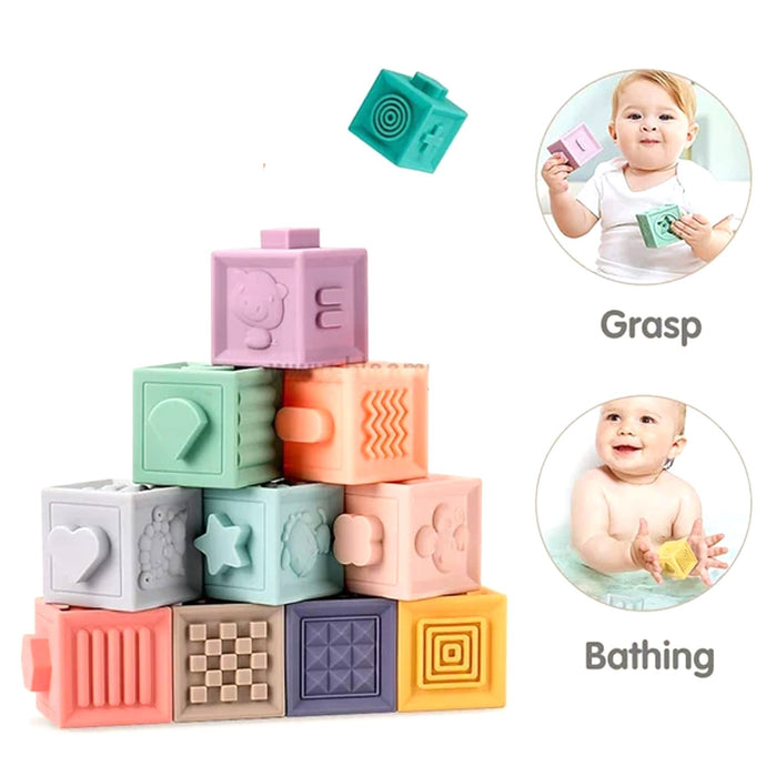 Buy Bloomy Brain Soft 3D Building Block Puzzle Game - GiftWaley.com