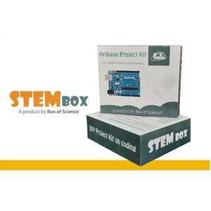 Buy Box of Science Arduino Project Kit - GiftWaley.com