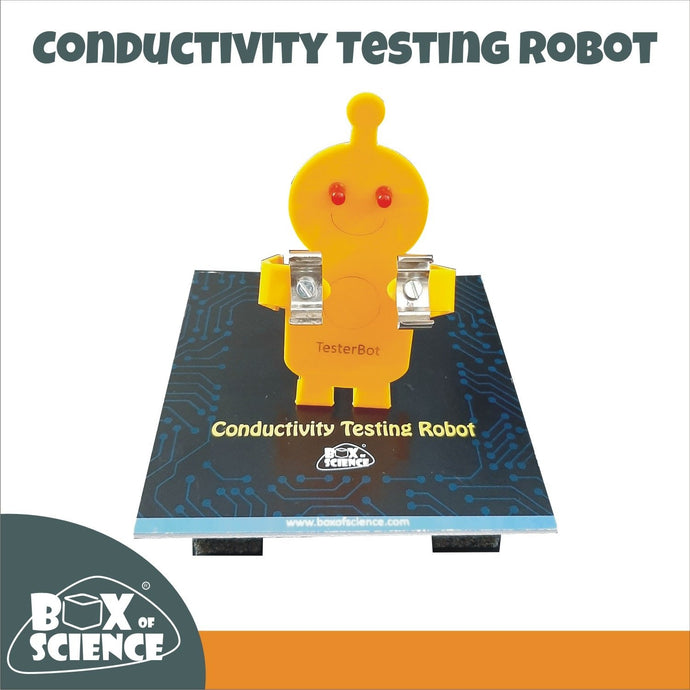 Buy Box of Science Conductivity Testing Robot Kit - GiftWaley.com
