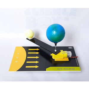 Buy Box of Science Earth Moon Motorised Model - GiftWaley.com
