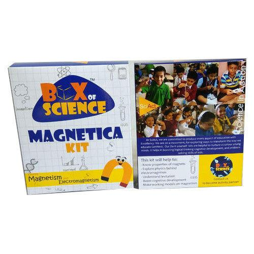 Buy Box of Science Magnetica Kit - GiftWaley.com