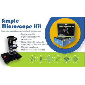 Buy Box of Science Microscope Kit - GiftWaley.com