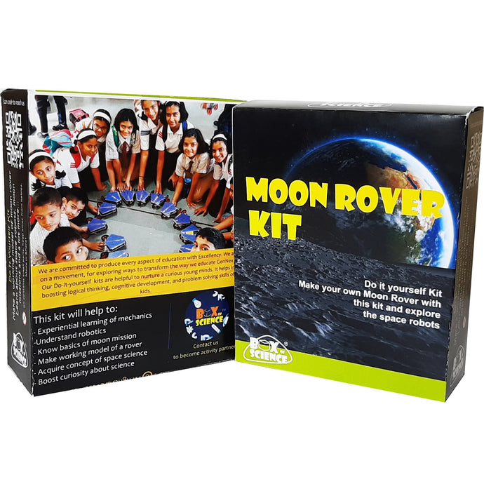Buy Box of Science Moon Rover Kit - GiftWaley.com