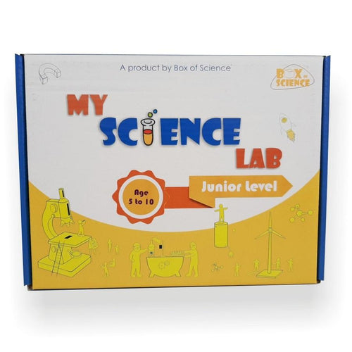Buy Box of Science My Science Lab - Age 5 to 10 - GiftWaley.com