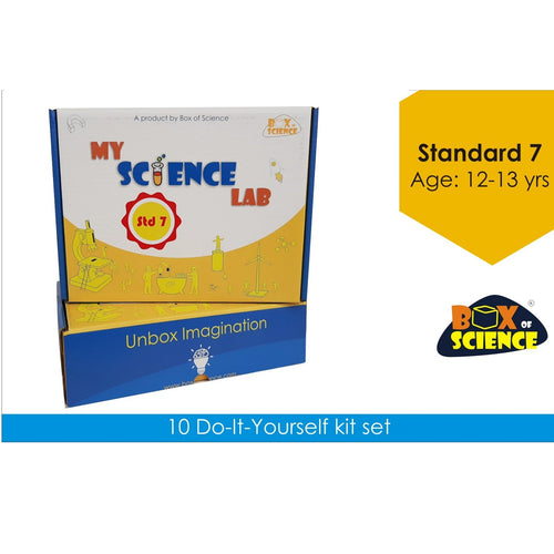 Buy Box of Science My Science Lab - Std 7 Kit - GiftWaley.com