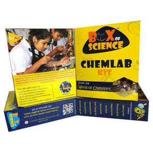 Buy Box of Science School Chemistry Kit - GiftWaley.com