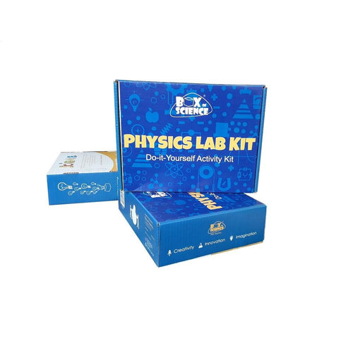 Buy Box of Science School Physics Kit - GiftWaley.com
