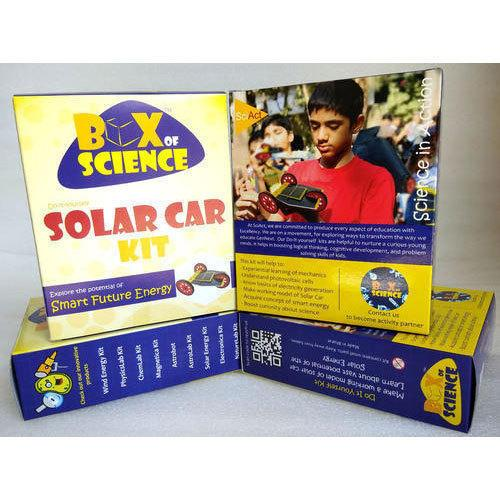 Buy Box of Science Solar Car Kit - GiftWaley.com