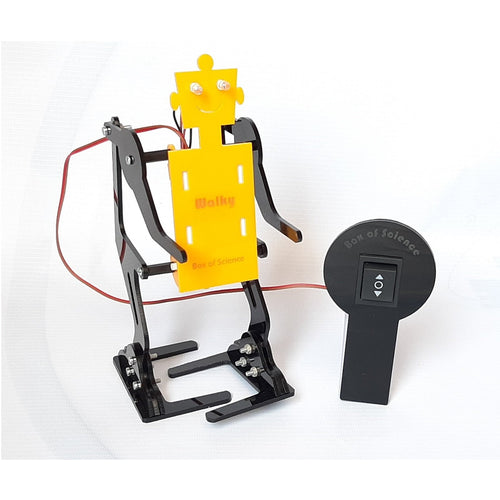 Buy Box of Science Walking Robot Kit - GiftWaley.com