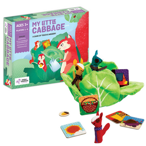 Buy Chalk & Chuckles Little Cabbage Memory Activity Game - GiftWaley.com