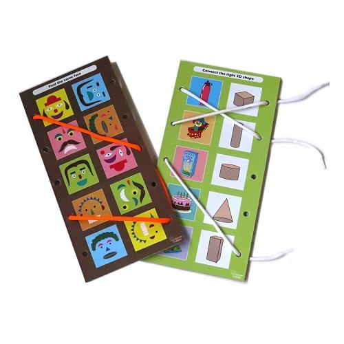 Buy Clever Cubes Criss Cross Activity Game - GiftWaley.com