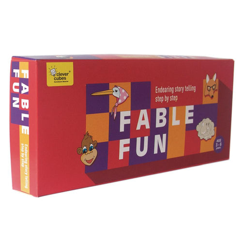 Buy Clever Cubes Fable Fun Card Game - GiftWaley.com