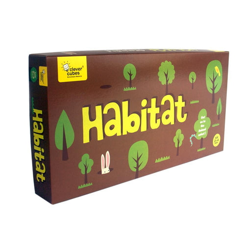 Buy Clever Cubes Habitat Card Game - GiftWaley.com